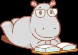 LibraryHippo logo